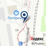 Компания Мир видео на карте