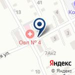 Компания Общая врачебная практика №1 на карте