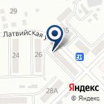 Компания Восход на карте