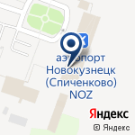 Компания НАШЕ ТАКСИ на карте