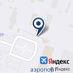 Компания Аэропорт на карте