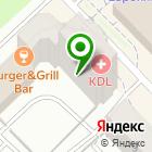 Местоположение компании Д-Квадрат