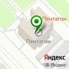 Местоположение компании Монолит-НК