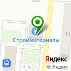 Местоположение компании Продуктовый магазин на Комсомольской