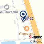Компания 414 км на карте