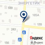 Компания Продуктовый магазин на Центральной на карте