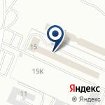 Компания УФСИН России по Республике Хакасия на карте