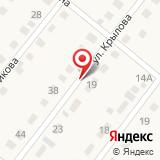 Магазин продуктов на ул. Крылова, 2