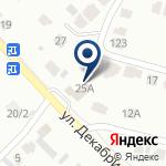 Компания ЛСТК-Сибирь на карте