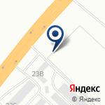 Компания Красвектор на карте