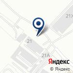 Компания Каскад на карте