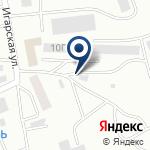 Компания Сибирские ресурсы на карте