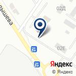 Компания КрасГАУ на карте