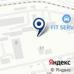 Компания ЦЕНТР-МЕТИЗ на карте