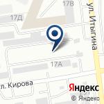 Компания Минусинск Пласт Строй на карте