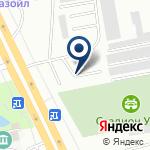 Компания Байкал на карте