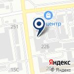 Компания Велоград на карте