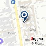 Компания Теплый дом на карте