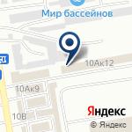 Компания АКВА-ТЕРМ на карте