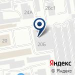 Компания Оптово-розничный магазин продуктов на карте