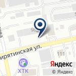Компания Штрафстоянка на ул. Гагарина на карте
