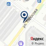 Компания Гибрид-сервис на карте