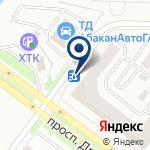 Компания АистПлюс на карте