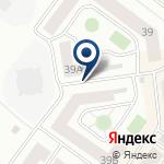 Компания Extraклассы на карте