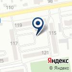 Компания ГЕОПРОСТ на карте