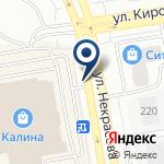 Компания Банкомат, Промсвязьбанк, ПАО на карте