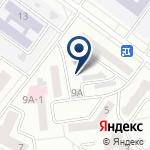 Компания КМком на карте