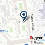 Компания Контакт-Саяны на карте