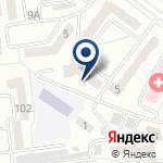 Компания Банкомат, Хакасский муниципальный банк на карте