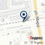 Компания Автобаня на Элеваторной на карте