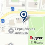 Компания Carex на карте