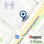 Компания Хакасский муниципальный банк на карте