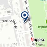Компания Магазин продуктов на ул. Ленинского Комсомола на карте