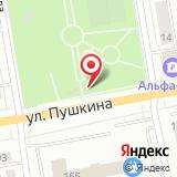 Магазин цветов на ул. Пушкина, 116Б