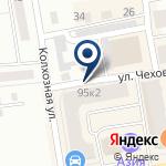 Компания Бизнес путеводитель на карте