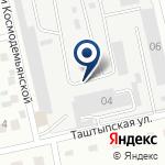 Компания Аналитик, ЧОУ на карте