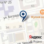 Компания АВТОДОКТОР ХАКАСИИ на карте