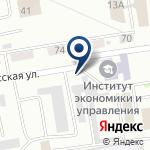 Компания Комплексно-диспетчерский контроль за работой лифтов на карте