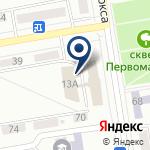 Компания МВД России по Республике Хакасия на карте