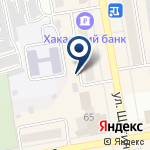 Компания M`city на карте