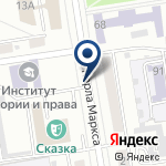 Компания Мастер Бургер на карте