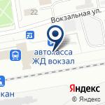 Компания Единая автокасса на карте