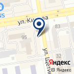 Компания Сибирь, FM 103.7 на карте