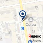 Компания Домашний педагог на карте
