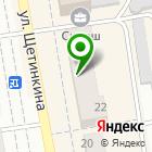 Местоположение компании ВИВА РИЭЛТИ