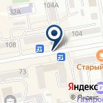 Компания Юридическая компания на карте